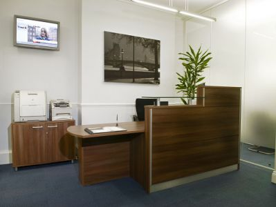 Dover Street Office Space - W1S