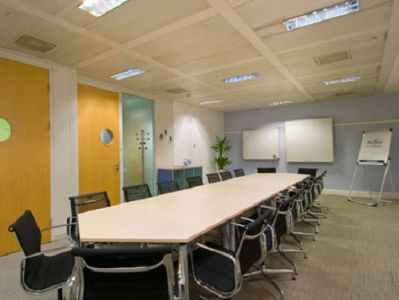 Portman Square Office Space - W1A