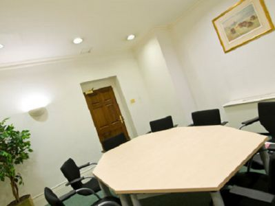 Hanover Square Office Space - W1S