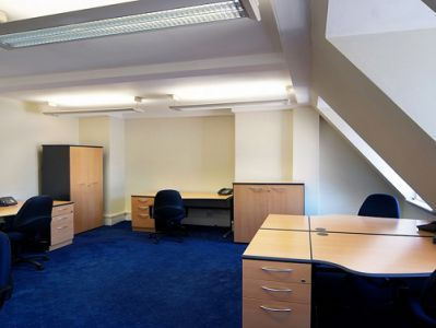 Bruton Street Office Space - W1J