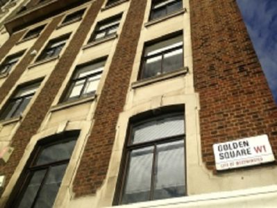Golden Square Office Space - W1F