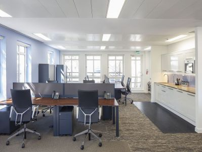 Curzon Street Office Space - W1J