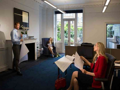 Hill Street Office Space - W1J